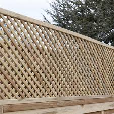 grange lilleshall lattice trellis panels 0 6m internet gardener