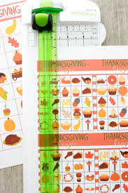 thanksgiving bingo free printable thanksgiving bingo card bundle