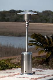 rent patio heater amazon com fire sense 61436 stainless steel pro series patio
