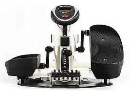 fitdesk under desk elliptical bike pedal trainer exerciser cardio
