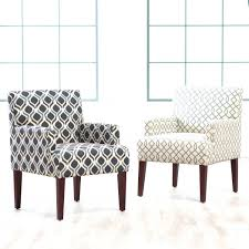 Pattern Chairs Armless Accent Chairs Pattern Bedroom Put To Give Image Of Blue