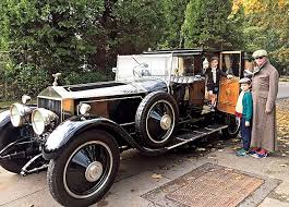 chris falls in with the 1926 rolls royce phantom of