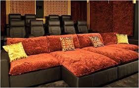how to choose the perfect home theater seating freshome com