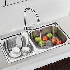 Kitchen Countertop Soap Dispenser by Aliexpress Com Buy Leking 300ml Stainless Steel Kitchen Sink
