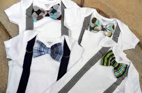 bow tie baby shower ideas baby boy bowtie suspender bodysuit your own