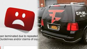 i everything terminated youtube strike faze house police