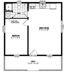 One Bedroom Mobile Home Floor Plans by Outstanding 24 X 40 House Plans Images Best Image Engine Jairo Us