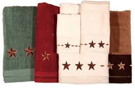 Texas Star Bathroom Accessories by The Western Peddler Western Bath Products