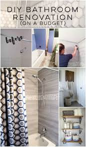 Renovating A Bathroom by A Diy Bathroom Renovation Phase1 5 Lemon Thistle