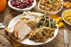 the foods of thanksgiving extension daily