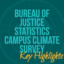us bureau of justice u s bureau of justice statistics cus climate study confirms