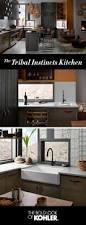 2063 best kitchen design ideas images on pinterest kitchen ideas raw and organic this kitchen by steffany hollingsworth from hvl interiors weaves savvy sink and