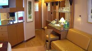 carnival cruise suites floor plan carnival miracle ocean suite 6168 port side tour youtube