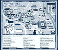 Georgia State University Campus Map by A Future Energy Harvesting Scenario For Georgia Tech Campus Using