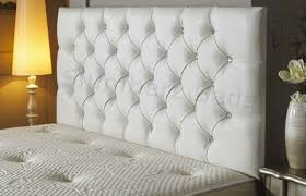 Bedroom Sets White Headboards Headboards Splendid White Leather Headboard Double Bedroom