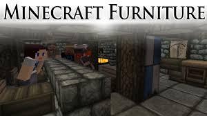 Minecraft Interior Design by Minecraft Interiors And Furniture Youtube