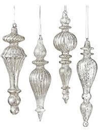 youseexmas blown glass ornaments pack
