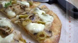 amour de cuisine pizza pizza a base de tortillas recette par amour de cuisine