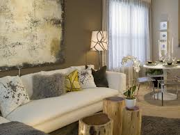 Beige Sofa What Color Walls Contemporary Living Room Color Schemes Brown Stained Wall Color
