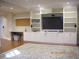 Built In Tv Fireplace Tv Shelf Built Ins And Desk Areas On Pinterest Idolza