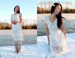 aizen kaguya choklate white lace dress vintage cream boots h u0026m