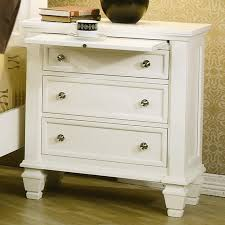 Tall Bedside Cabinets by Innovation Elegant Bedroom Small Storage Design With White