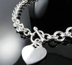 sterling silver large necklace images 925 sterling silver large round links toggle heart necklace jpg