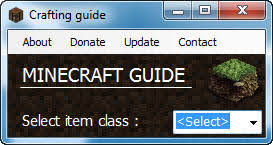Minecraft Crafting Table Guide Minecraft Crafting Guide Download