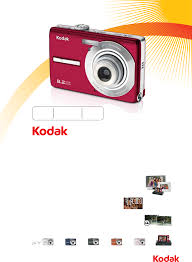 kodak digital camera m863 user guide manualsonline com