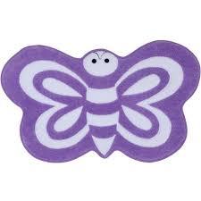 Mohawk Memory Foam Bath Rug Mohawk Home Shaped Memory Foam Bath Rug Butterfly Walmart Com