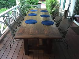 10 ft farmhouse table awesome 10 ft cherry wood farmhouse table with two 8 ft benches with