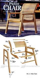 Morris Chair Plans Howtospecialist How by 517 Best Outdoor Furniture Images On Pinterest Chairs Outdoor