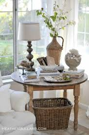 Beautiful Decorating Ideas For End Tables Interior Design