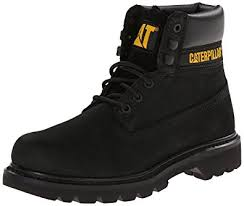 womens caterpillar boots canada amazon com caterpillar s colorado boot ankle bootie
