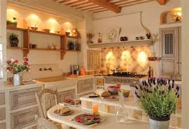 cuisine provencale avec ilot cuisine provencale avec ilot 3 cuisine style provencale jaune