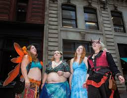 photos from new york u0027s annual gathering of witches vice