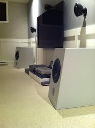 Bookshelf Speaker Design 5 Diy Bookshelf Speakers For Ht Setup Approx 5cuft