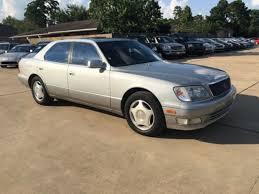 lexus ls400 check vsc light 1998 used lexus ls 400 luxury sdn 4dr sedan at car guys serving
