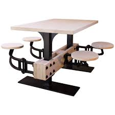 industrial kitchen table furniture home get back inc