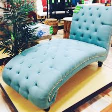 Home Goods Furniture Home Goods Finds Blue Chaise Private Practice Emporium