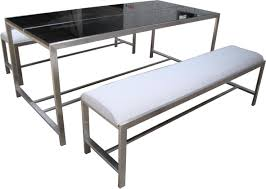Steel Patio Furniture Sets by Delighful Garden Furniture Steel On Cleaning Stainless Inspiration