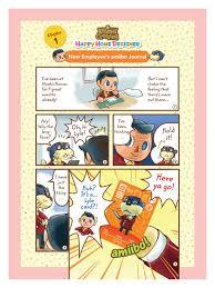 animal crossing comic strip part 1 play nintendo