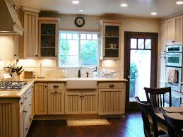Farmhouse Kitchen Decorating Ideas Cool Images Of Kitchen Decoration With Taupe Kitchen Cabinet