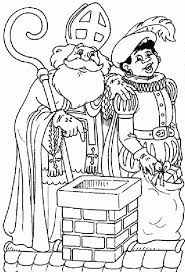 saint nicholas coloring page coloring home
