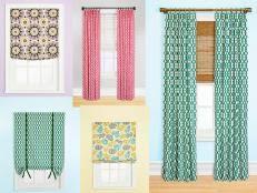 Drapery Top Treatments Window Treatments Ideas For Curtains Blinds Valances Hgtv