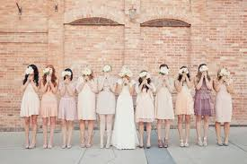 the best and worst wedding trends of 2012 wedding party by wedpics