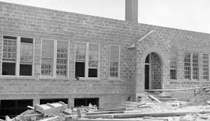 concrete block houses project 577 district 1 construction of a concrete block high