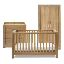 Cheap Nursery Furniture Sets Portobello 3 Nursery Furniture Set Silver Cross Uk