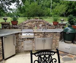 outdoor island kitchen outdoor kitchen island lowes in impressive custom pit builtin