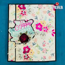 birthday photo album happy birthday folio album by prika prika medium